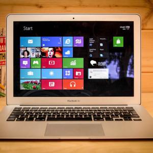 Install Windows 8 on Mac using Bootable DVD